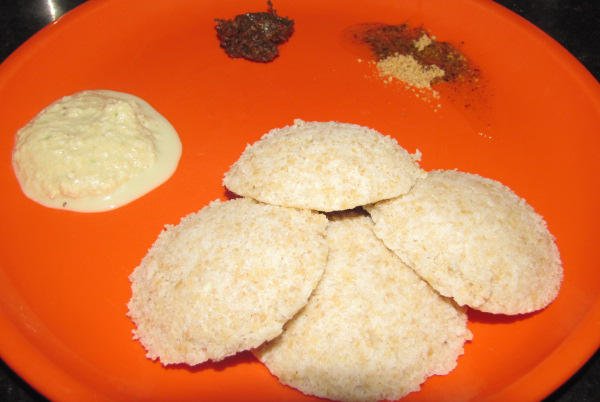 Broken Wheat | Godi Rave Idli