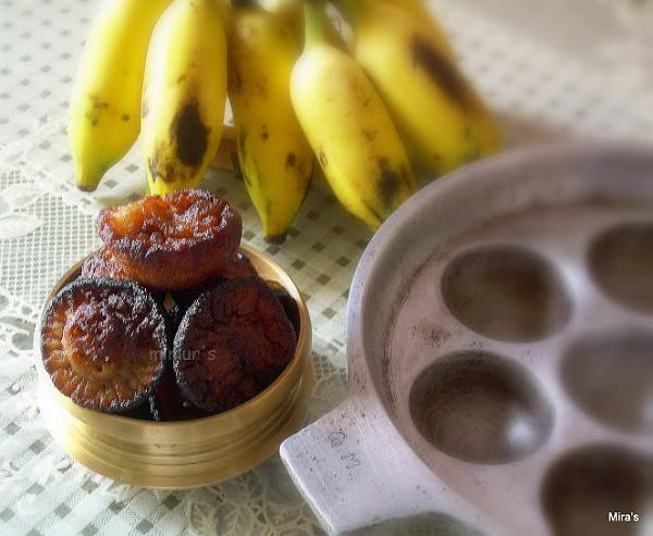 Neyyappam | Unniyappam | Sweet Appam