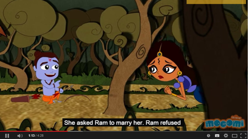 Ramayana: Story of Diwali