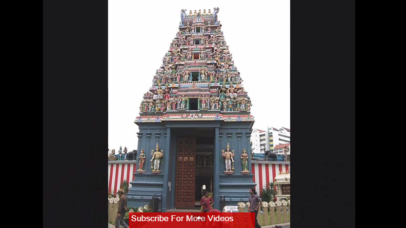 Beautiful Hindu Temples Abroad