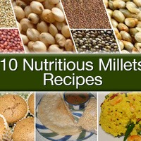 10 Nutritious Millets Recipes