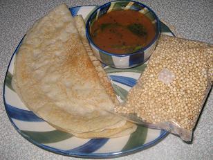 Jowar Dosa | Cholam Dosai | Sorghum Recipe