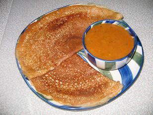 Kambu Dosai | Bajra Dosa | Pearl Millet Recipe