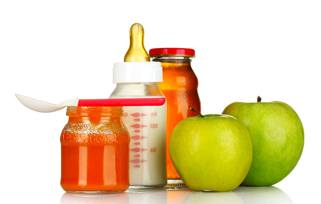 Foods for Weaning your Baby