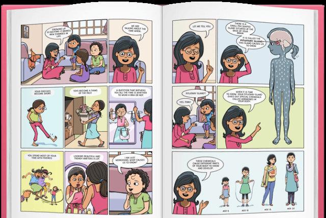 Menstrupedia – Book Review