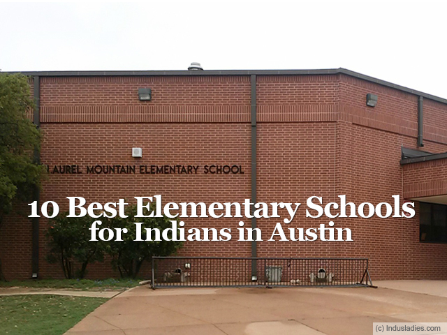 10 Best Elementary Schools for Indians in Austin