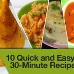 quick-recipe