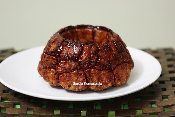 Monkey Bread (Sweet Chai Spiced)