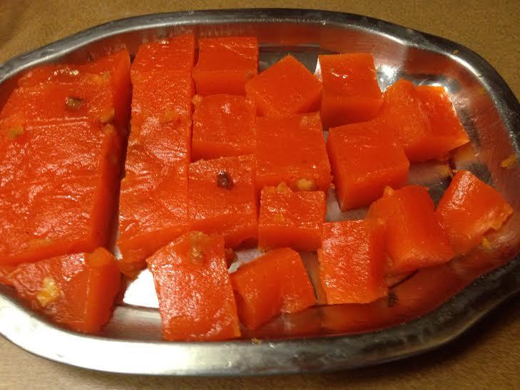 Karachi Halwa | Corn Flour Halwa