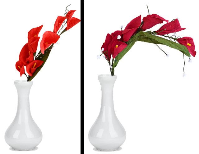 Duplex Paper Cala Lily Bouquet