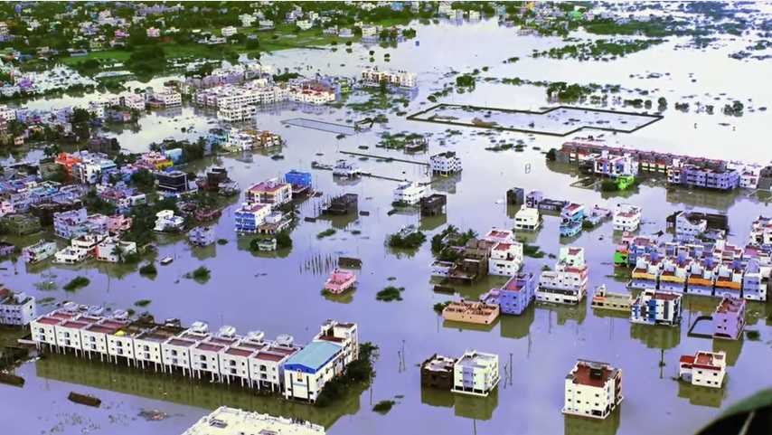 Chennai Floods Explained