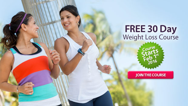 FREE 30-Day Weight Loss Course – Join Now!