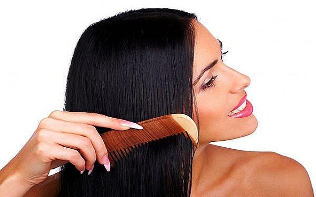 haircombing