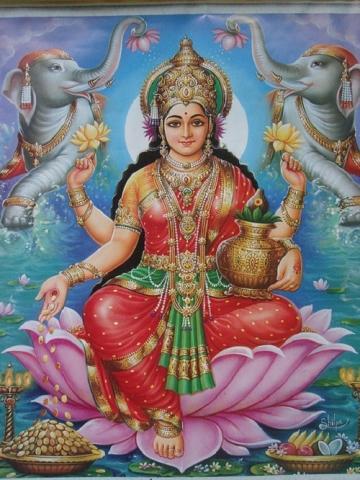hindu-goddess-maha-lakshmi-picture